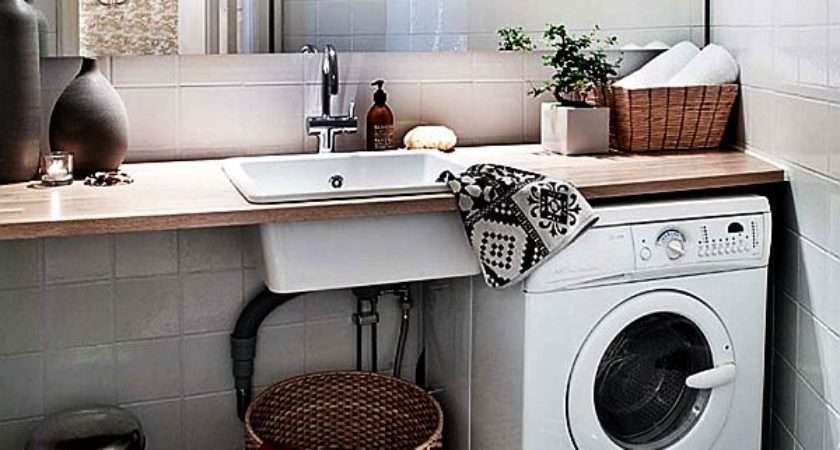 Beautiful Small Laundry Room Design Ideas