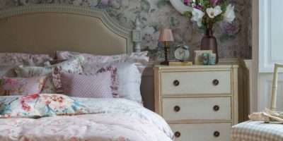 Beautiful Spring Bedroom Decor