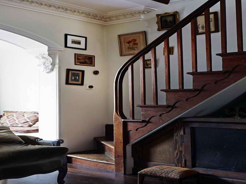 Beautiful Victorian Staircase Style Sweet Design