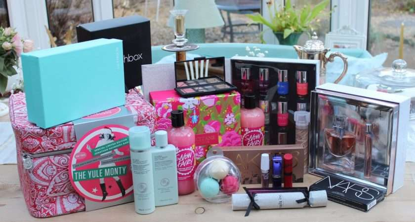 Beauty Chic Inside Christmas Gifts