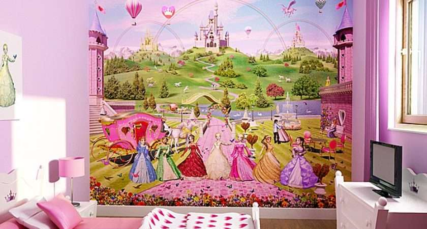 Beauty Disney Princess Kids Room