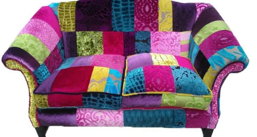 Beauty Sofa Patchwork Chairs Furniture