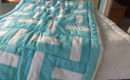Bed Runner Quilt Made Gift Quilts Pinterest