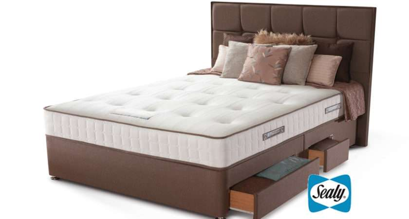 Bed Store Sealy Posturepedic Diamond Ortho Mattress