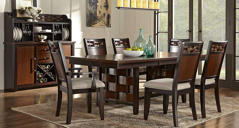 Bedford Heights Cherry Dining Room Sets