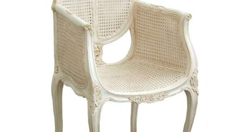 Bedroom Chair Rattan French