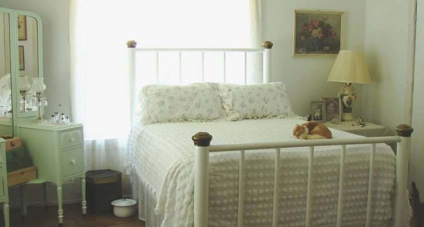 Bedroom Decor Country Farm Home Style