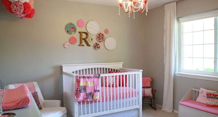 Bedroom Decorating Ideas Baby Girl Redglobalmx