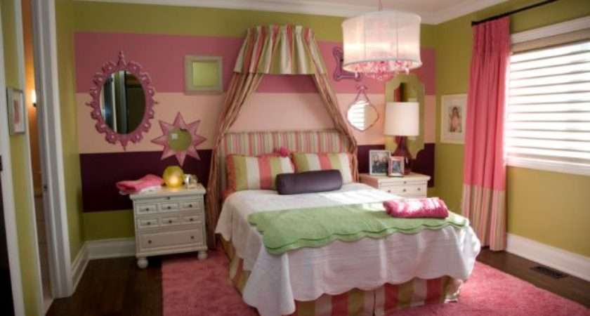 Bedroom Design Tips Young Girl Room