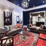 Bedroom Designs Blue Navy Red Living Room Design