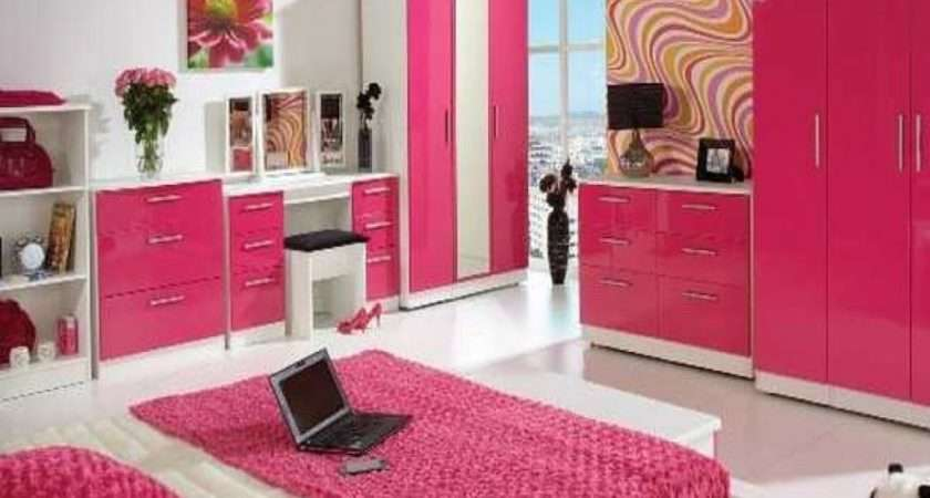 Bedroom Designs Pink Small Decorating Ideas