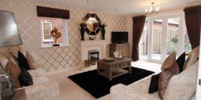 Bedroom Detached House Sale Sandlands Way