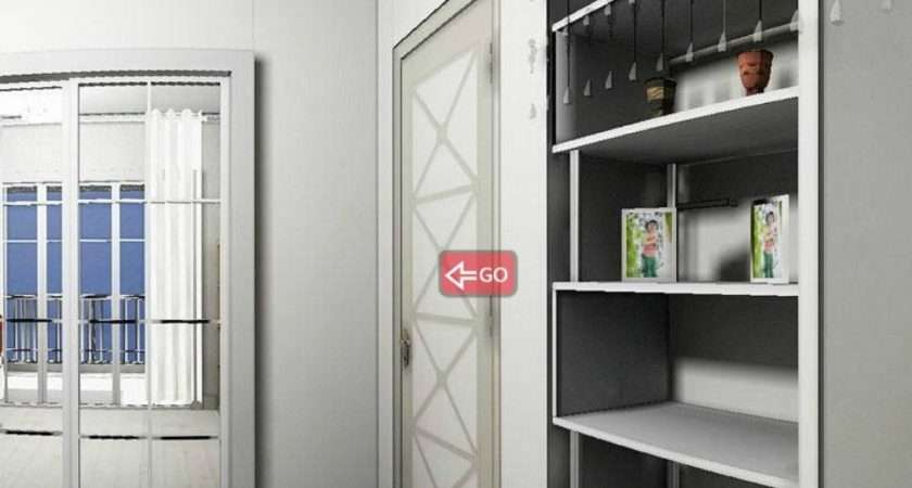 Bedroom Display Cabinets Design Ideas House