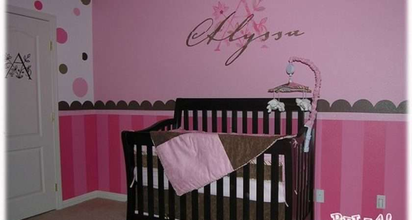 Bedroom Ideas Baby Girl Home Delightful