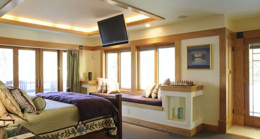 Bedroom Large Master Wall Decorating Ideas