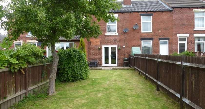 Bedroom Terraced House Sale Garden Street Ackworth