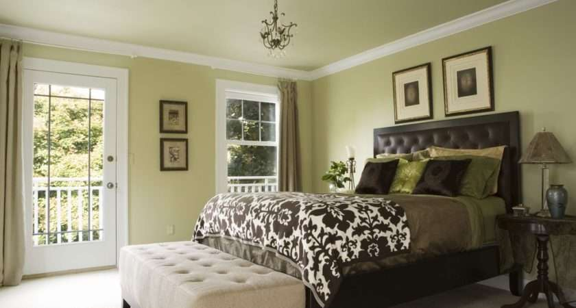 Bedroom Wall Colours Decorating Ideas Design