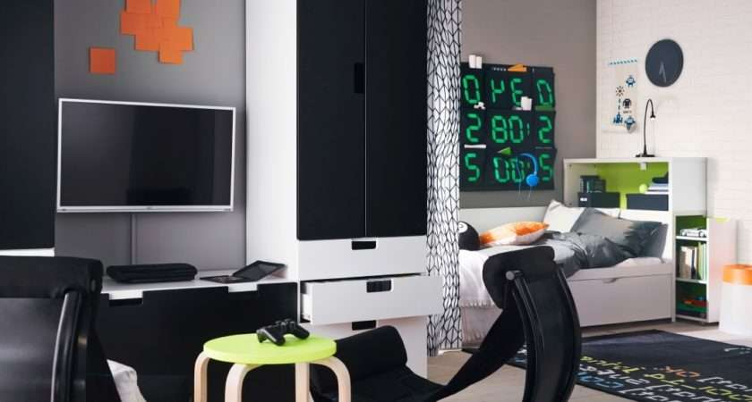 Bedroom Wall Mount Lounge Chairs Side Table
