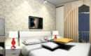 Bedroom Wall Paper Joy Studio Design Best