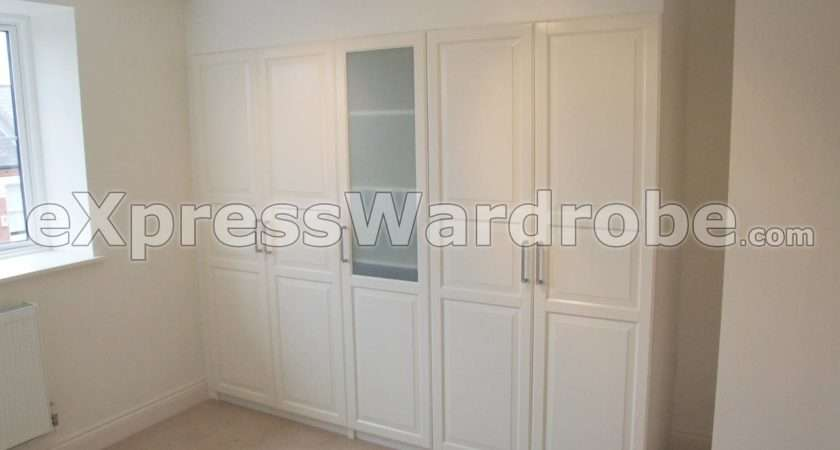 Bedroom Wardrobes Samples