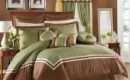 Bedrooms Green Brown Bedroom Decorating Ideas