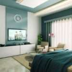 Bedrooms Have Evolved Also Include Entertainment Stations Wall