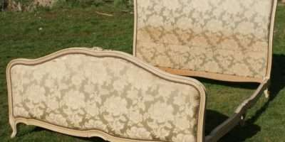 Beds Antique King French