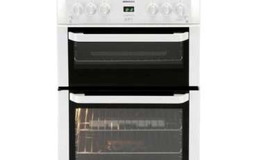 Beko Bdvg Freestanding Double Oven Gas Cooker