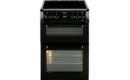 Beko Double Electric Oven Hob Black