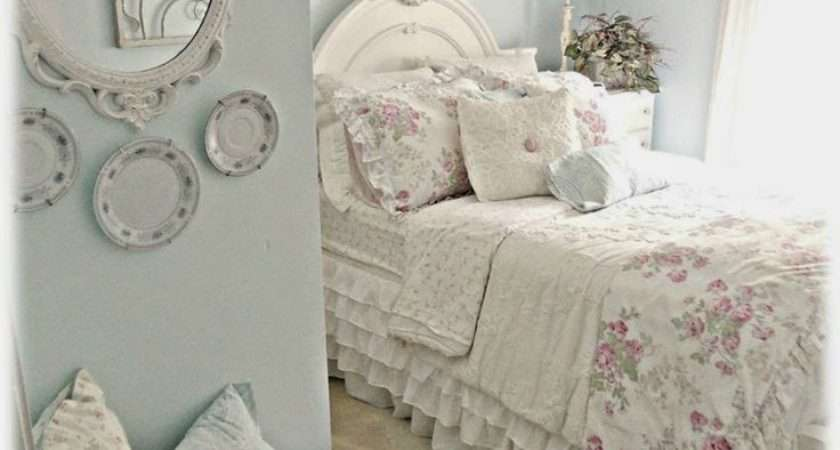 Belle Camere Letto Stile Shabby Chic