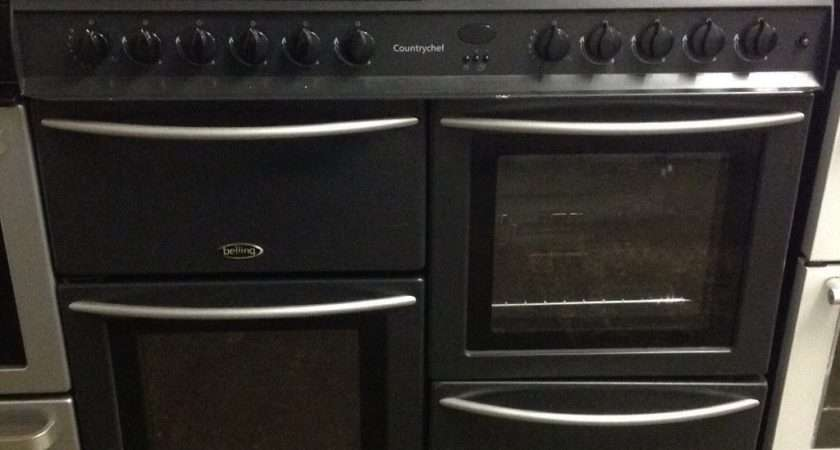 Belling Country Chef All Gas Eight Burners Range