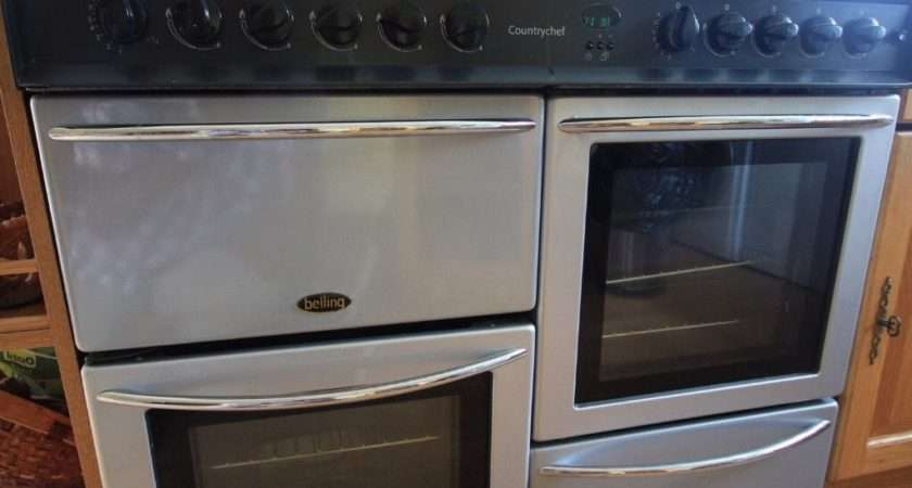 Belling Country Chef Burner Gas Cooker