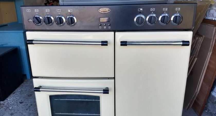 Belling Countrychef Dual Fuel Range Cooker Posot Class