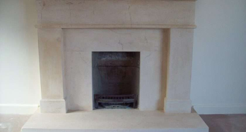 Below Shows Contemporary Style Fire Surround Worked