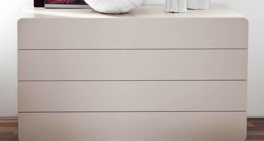 Bend Chest Drawers Contemporary Furniture Bedroom