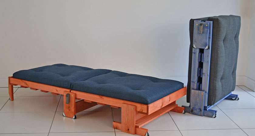 Bend Fold Bed