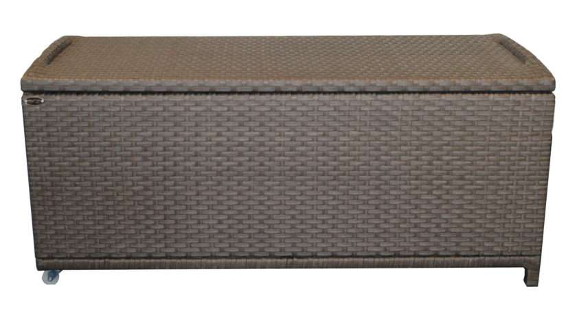 Bentley Rattan Chest Garden Storage Box Buydirect