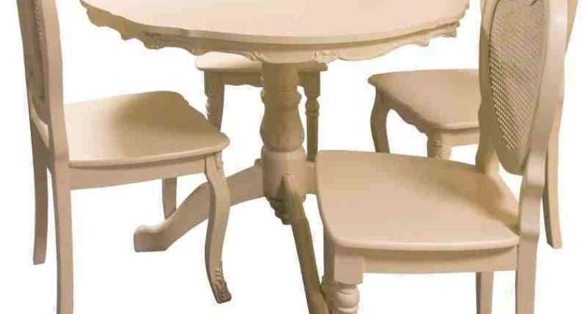 Bergere French Style Shabby Chic Distressed Antique Cream