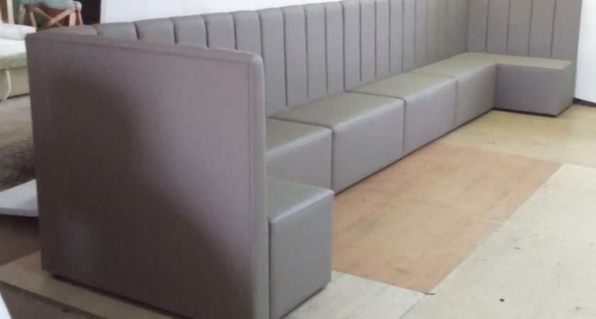 Bespoke Booth Restaurant Pub Seating Nhs Banquette