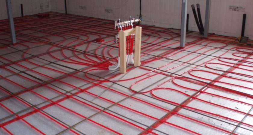 Best Bathroom Floor Heating System Gurus