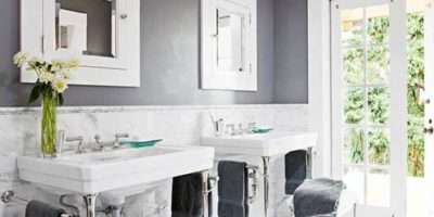 Best Bathroom Paint Colors Small Bathrooms Creative