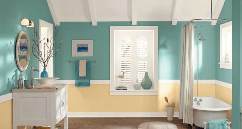 Best Bathroom Paint Colors