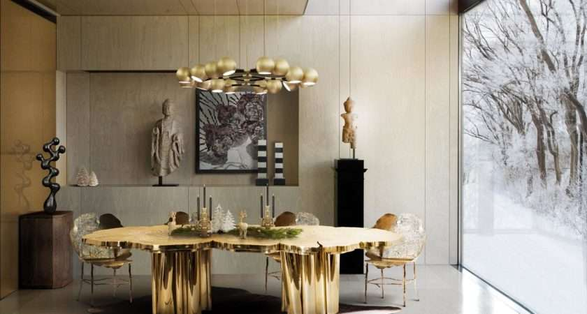 Best Black Gold Decorating Ideas Your Dining Room