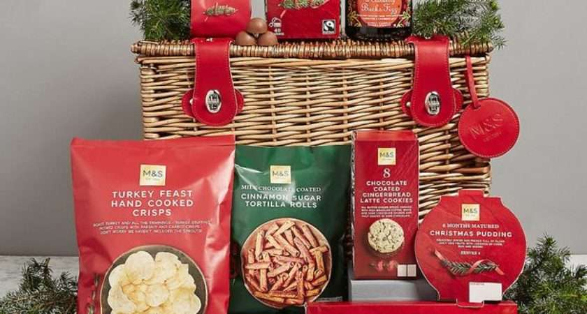 Best Christmas Food Hampers Being Sold Aldi
