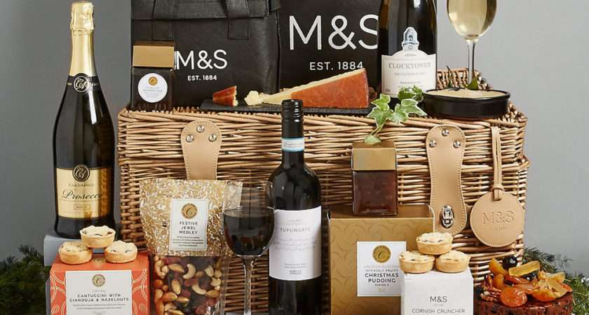 Best Christmas Hampers Delicious Seasonal Feast