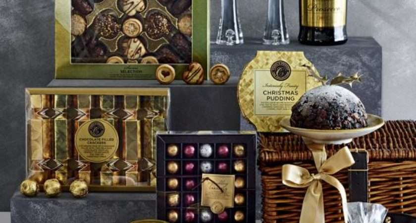 Best Christmas Hampers London Evening Standard