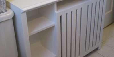Best Collection Bookcase Radiator Cover