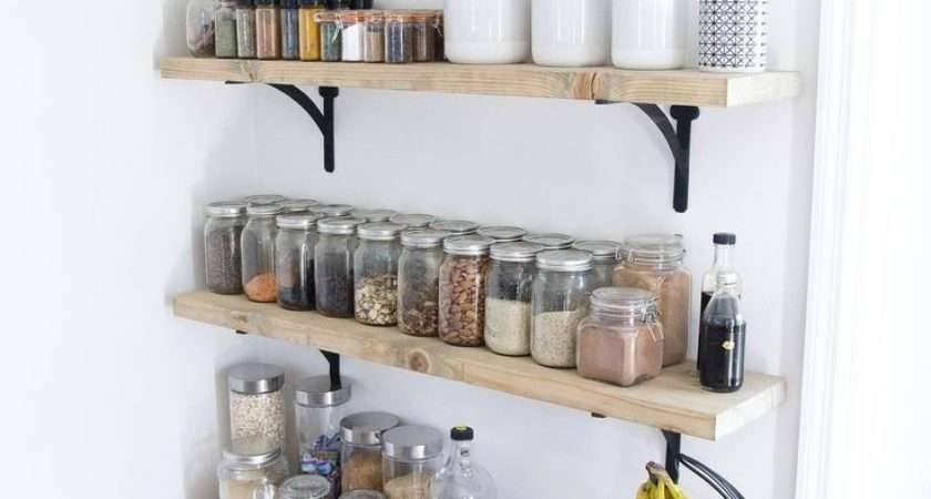 Best Collection Kitchen Wall Shelves