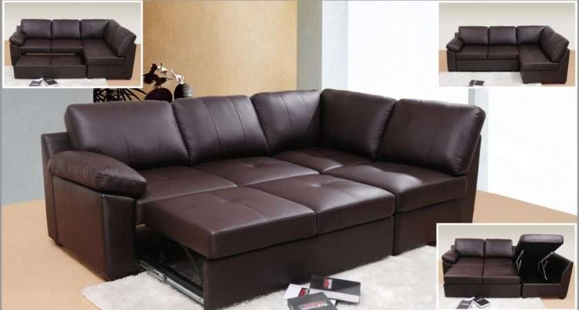 Best Corner Sofa Bed Leather White Thesofa