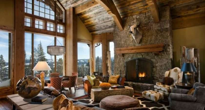 Best Country Home Ideas Rustic Interior Design